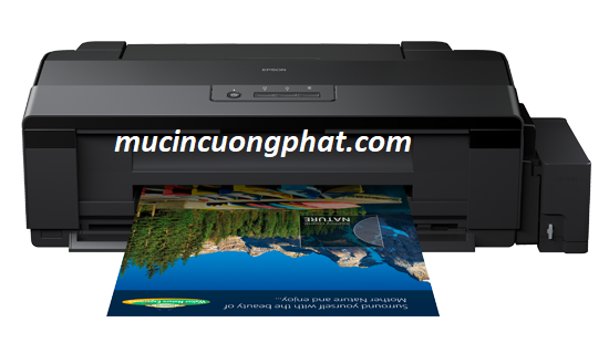 MÁY IN CHUYỂN NHIỆT EPSON L1800 IN KHỔ A3